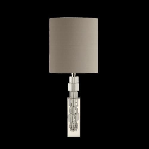 Варианты светильников на стену за диваном