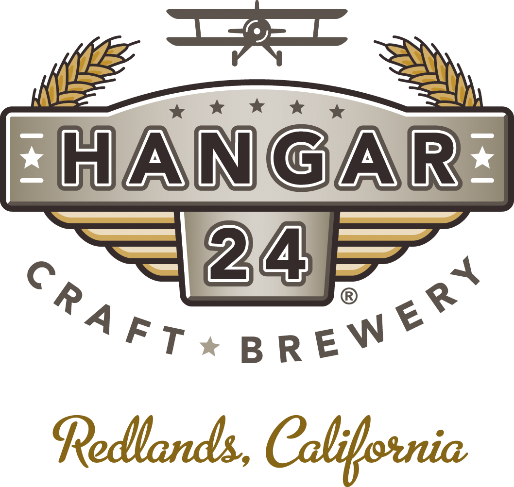 "Hangar 24 Craft Brewery - Redlands, CA   ""Hangar 24 craft brewery began with a true passion for good beer, the absolute love of flying and the pure enjoyment of being around great friends. Founder and Master Brewer Ben Cook and his buddies used to meet at hangar 24 after an afternoon of flying to trade stories, talk aviation, play music and share a few cold ones that Ben just finished brewing at home. These days, the location of where these fine beers are brewed has changed, but the quality time spent enjoying a delicious, handcrafted beer and conversation with friends is the same as ever. Cheers."""