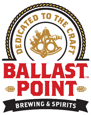 "Ballast Point Brewing Company - San Diego, CA   ""The perfect balance of taste and aroma. An obsession with ingredients. An exploration of techniques. And while we savor the result, we're just as fascinated by the process to get there. What started as a small group of home brewers, who simply wanted to make a better beer, evolved into the adventurers known today as Ballast Point."""