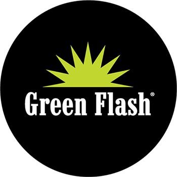 "Green Flash Brewing Company - San Diego, CA   ""From humble beginnings came true enlightenment for this leading San Diego-based brewery. Mike and Lisa Hinkley established Green Flash in 2002.  Today, they lead a talented team of like-minded craft beer enthusiasts, who embrace the Green Flash culture and brand vision with passion and zeal. Every batch of beer is a labor of love and is a true Green Flash collaboration."""