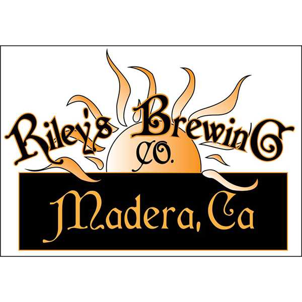 "Riley's Brewing Company - Madera, CA   Like a lot of modern day craft breweries Riley's started out as home brew. After an unfortunate incident with an exploding fermentation carboy hidden in the pantry it was time to expand. From the brewer - ""I had just the place for us to continue our brewing; a 12,000 square foot empty building that sat on my business property, Steel Structures. Over a short time, the demand for my home brew grew; friends of friends were asking where they could pick it up. What to do, what to do? Why build a bigger brewing operation, of course! With welder in hand, I built what is now the 20 barrel brewery. With that, Riley's Brewing Co. was born and we were off; several thousand cases down, only several billion more to go…"""