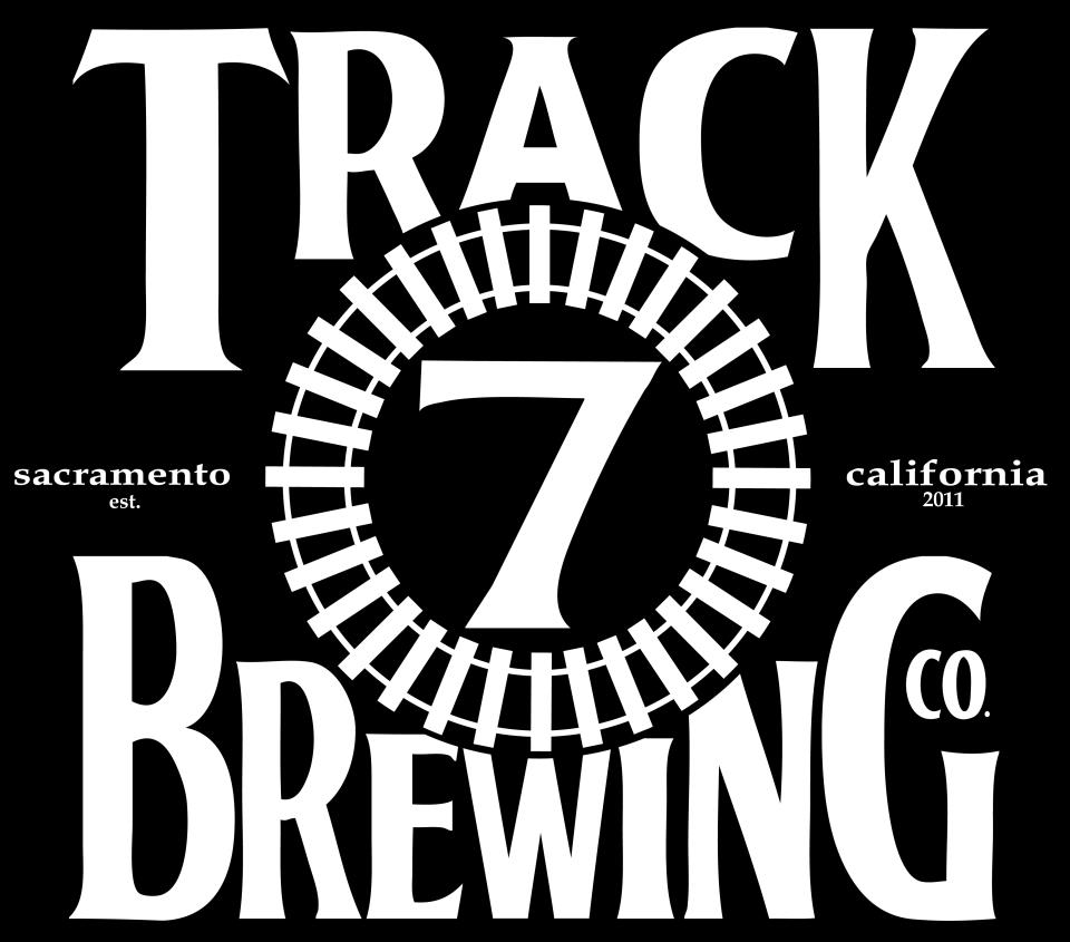 "Track 7 Brewing Company - Sacramento, CA   ""Track 7's approach to beer is in the vein of the firmly-hopped West Coast tradition, but without fidelity to a singular ""style"". This unfocused approach allows Track 7 to experiment with all varieties of beer, regardless of American, Belgian, English, or German inspiration."""