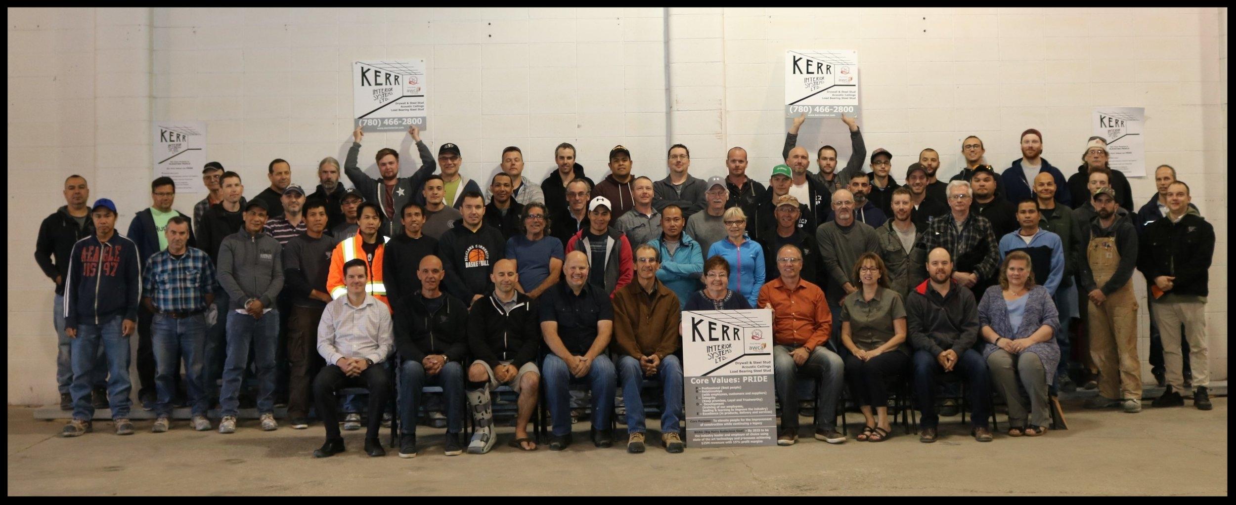 Safety Breakfast June 5, 2018- The KERR Team