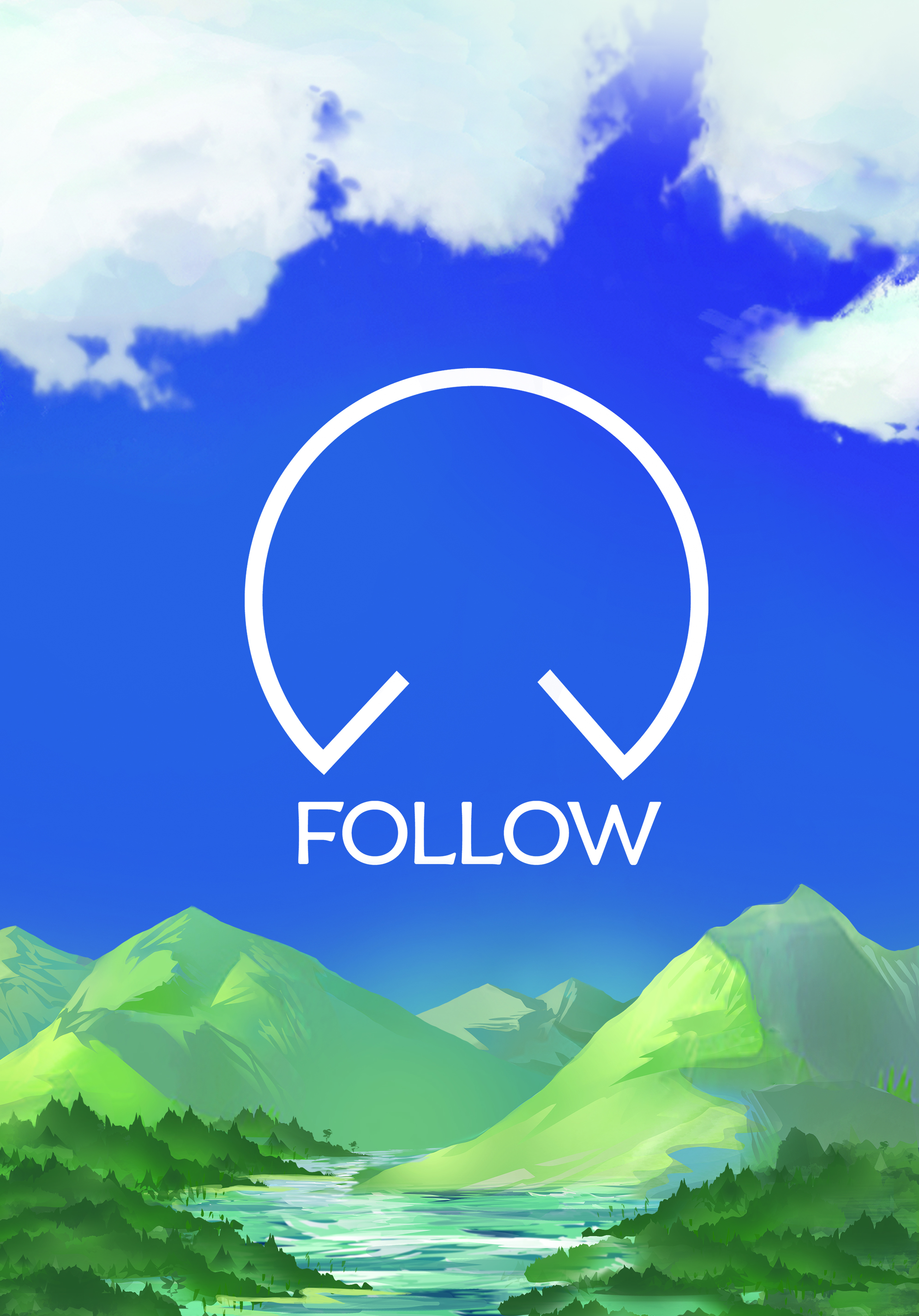 Follow - Follow is a tabletop game created by Ben Robbins. The game narrative is centered around a quest, which presents the key question the game seeks to answer: will your group hold together or splinter?