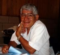 Gilo Mendez, uno de los fundadores de Icthus