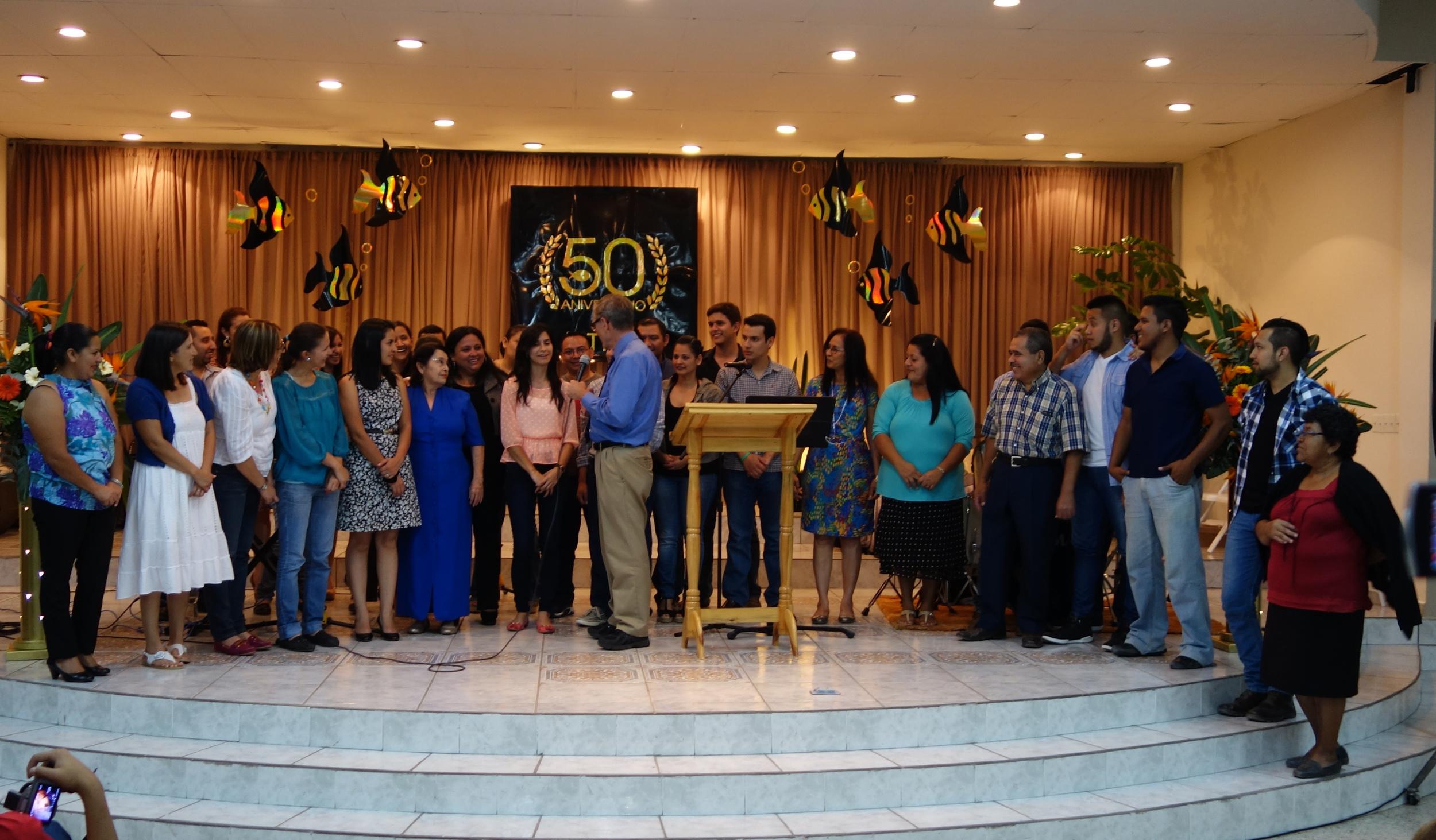 "Iglesia ""Dios es Amor"" Siguatepeque"