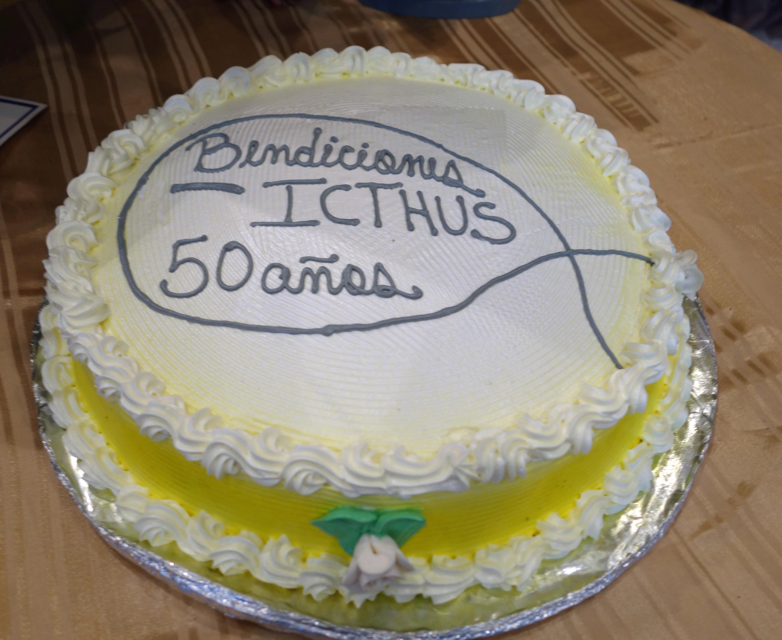 El delicioso pastel en Siguatepeque