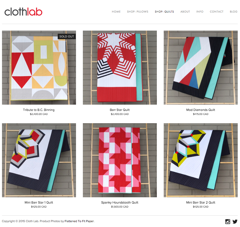 clothlab_modern quilts_quilt launch