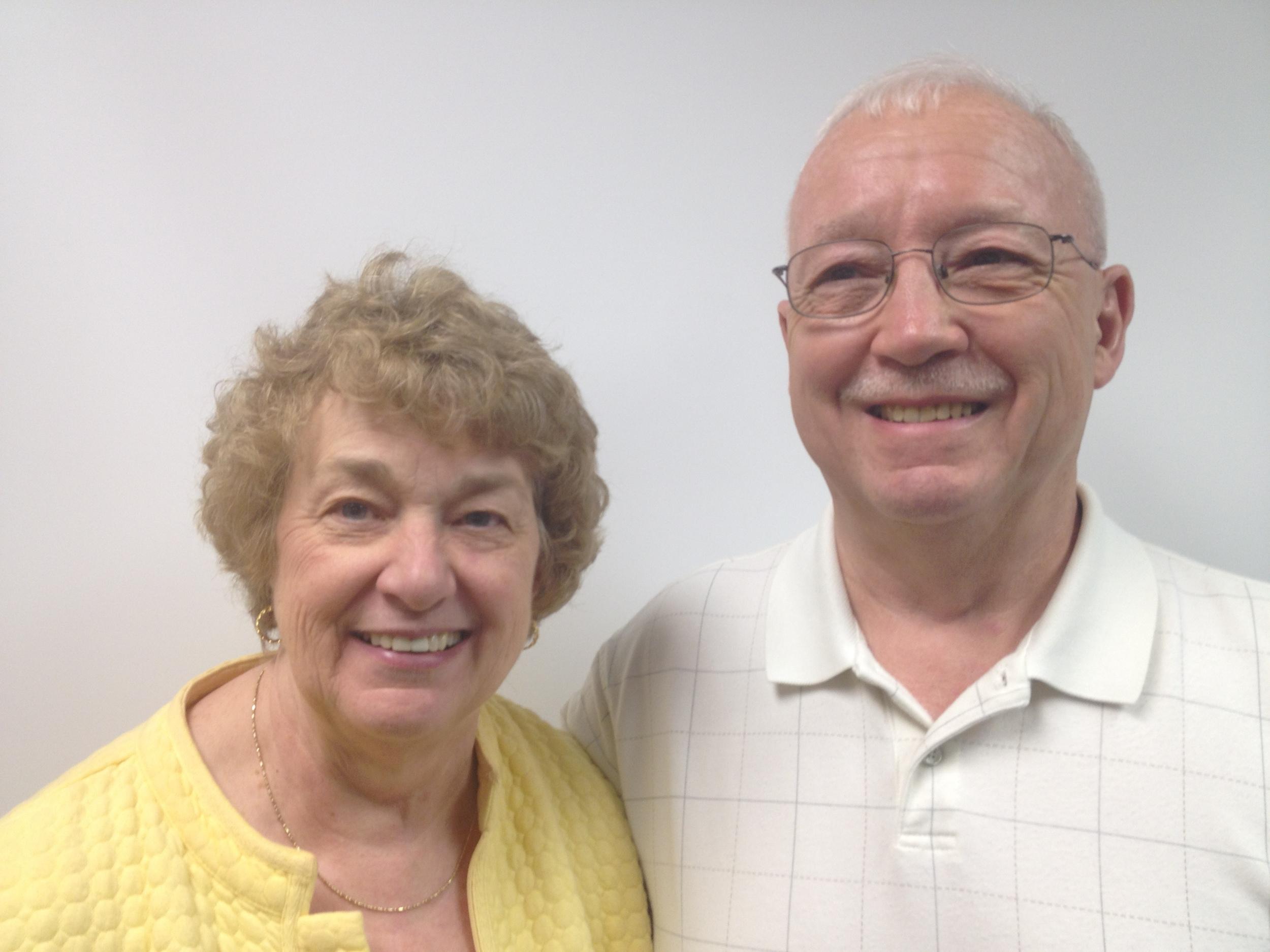 Kay & Ken Lehmann