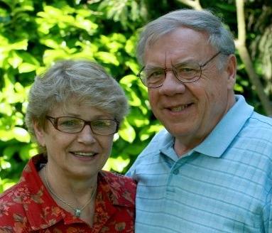 David & Rita Rueb