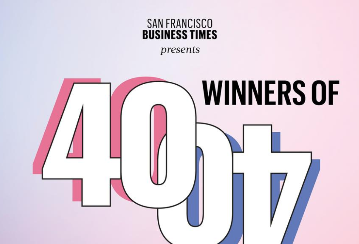 In 2018 Rumman was selected as one of the BAy Area's 40 under 40.