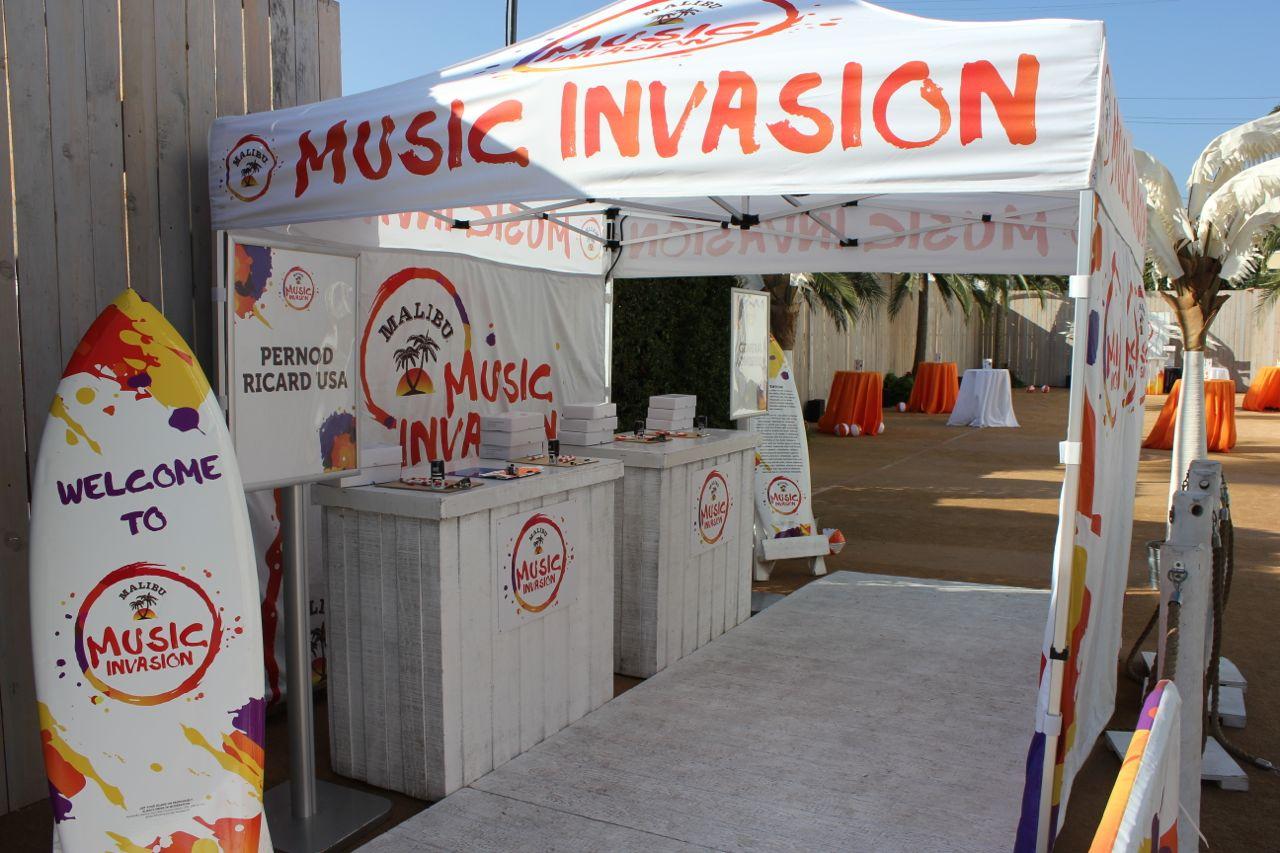 MALIBU MUSIC INVASION