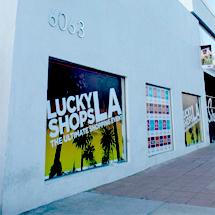 LUCKY SHOPS LA