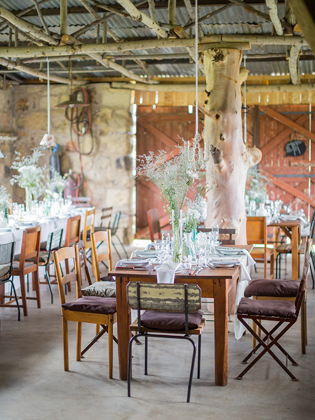 RenscheMari | Gourmet Shed Country wedding