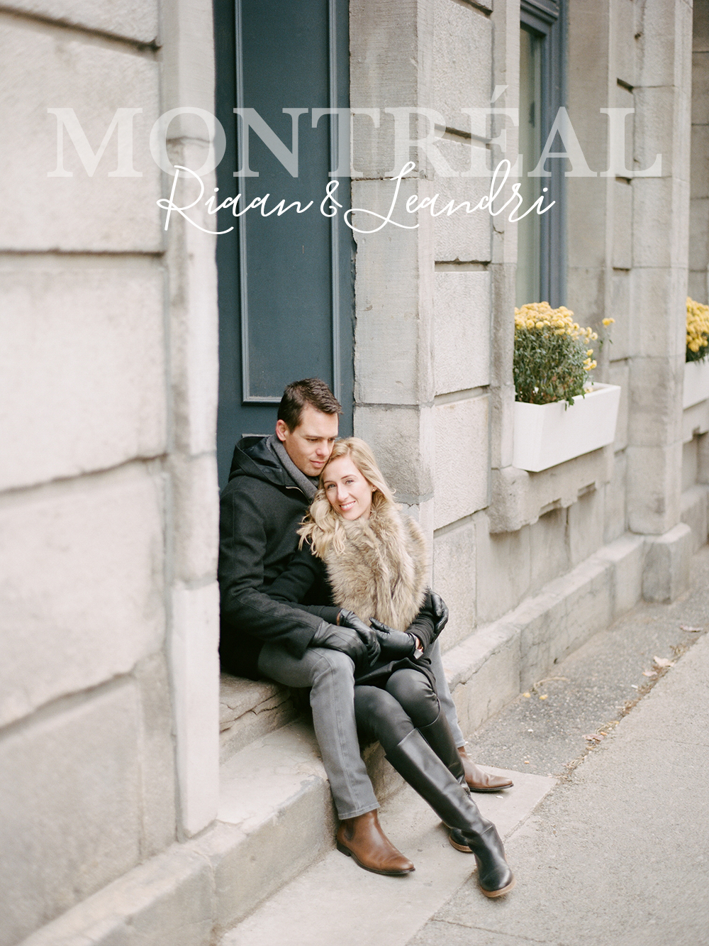 Montreal Couple session