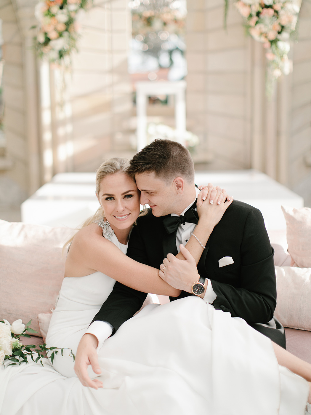 Beautiful Wedding Couple | Rensche Mari Photography