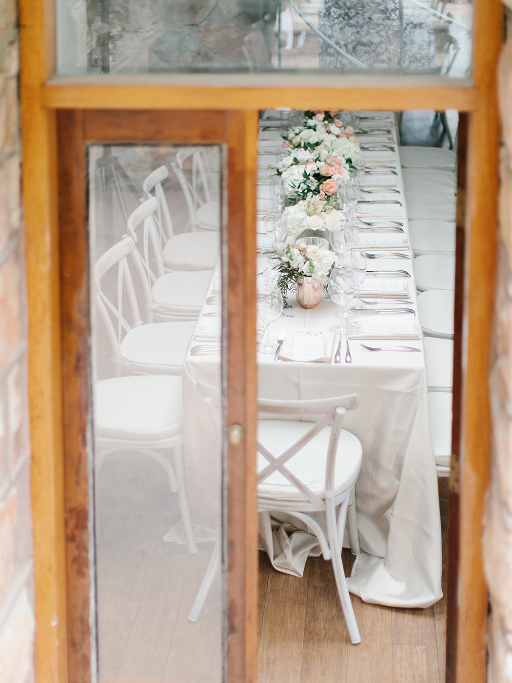 Wedding Table | Rensche Mari Photography
