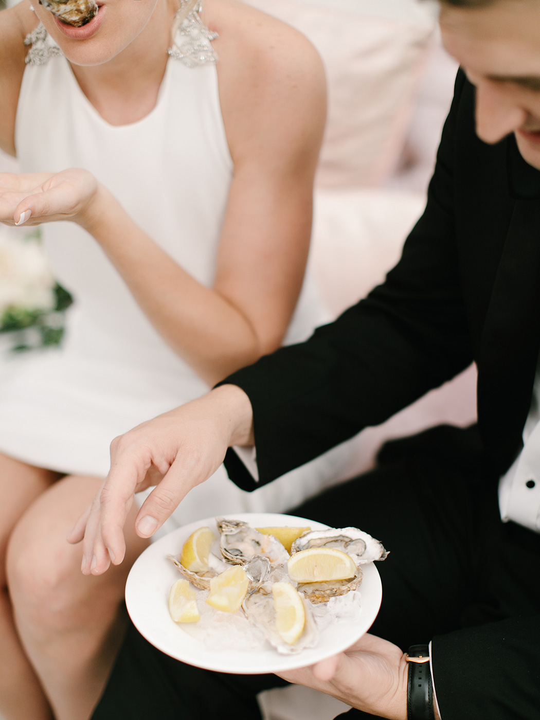 Wedding Canapé | Rensche Mari Photography