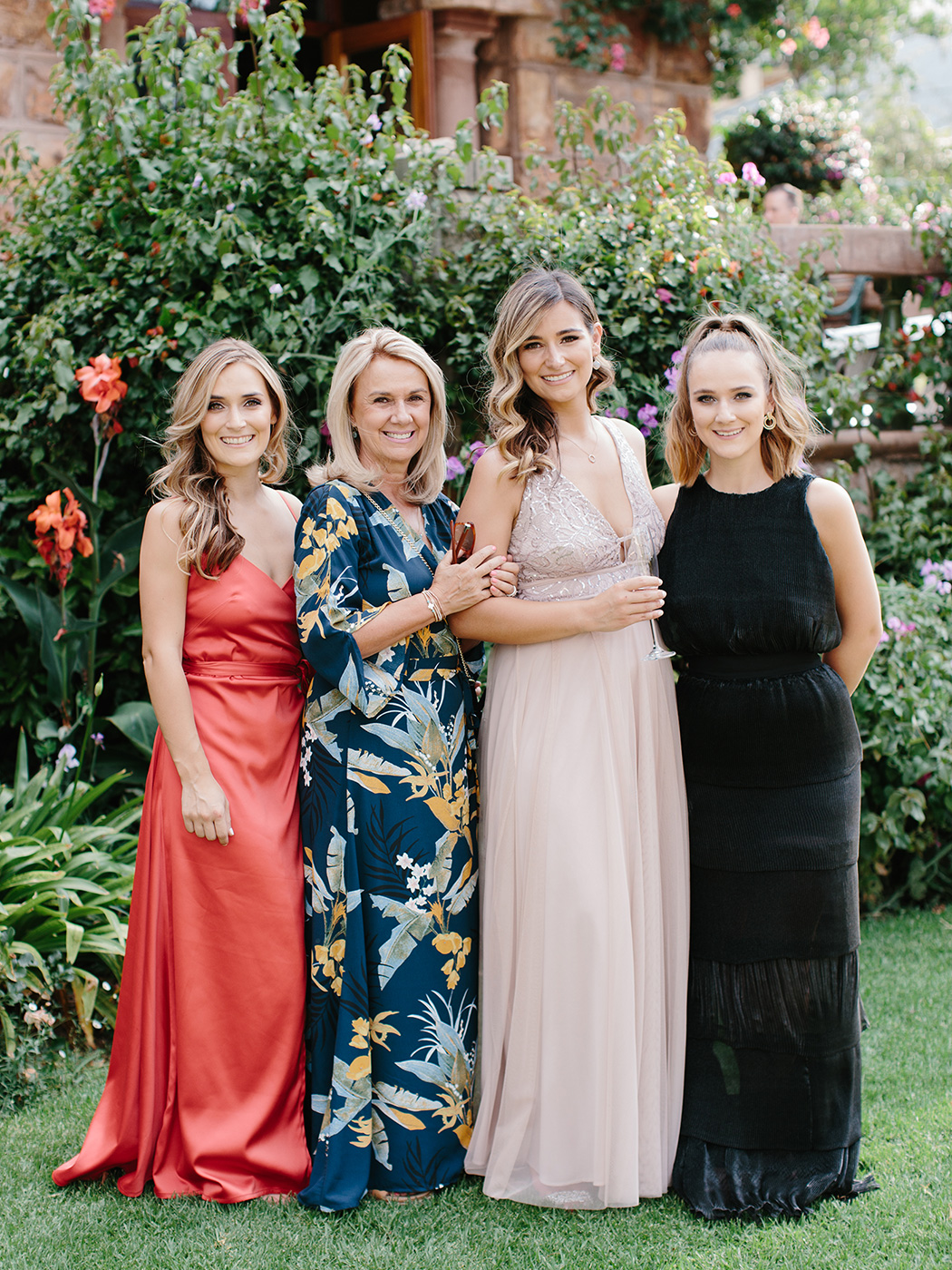 Wedding Guests | Rensche Mari Photography