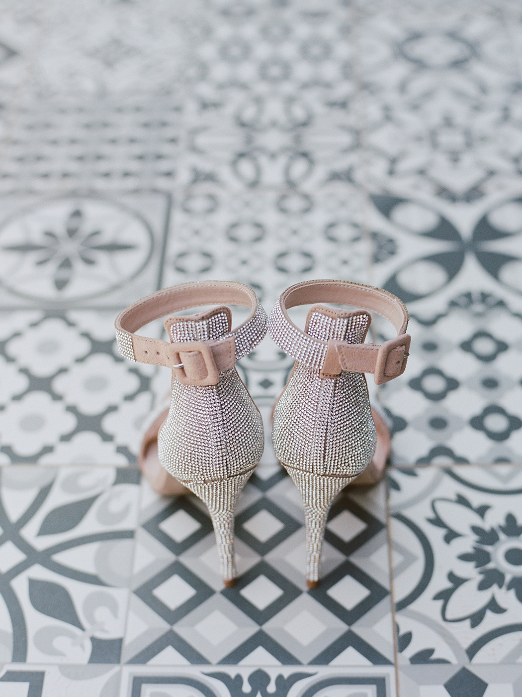 Bridal Shoes | Rensche Mari Photography