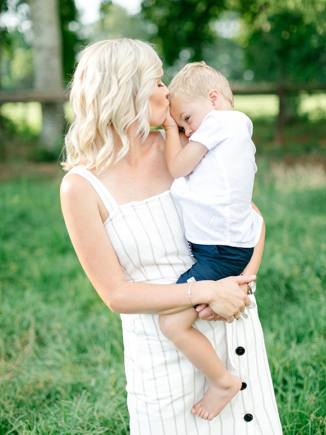 Mom & Son | Rensche Mari Photography