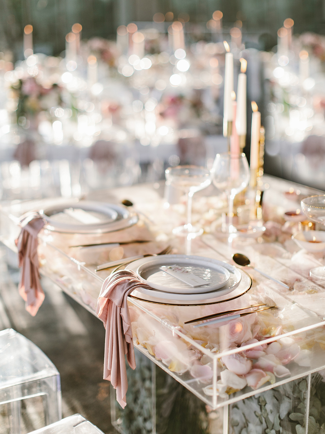 SweetHeart Table - Infinite Luxe Weddings | Rensche Mari