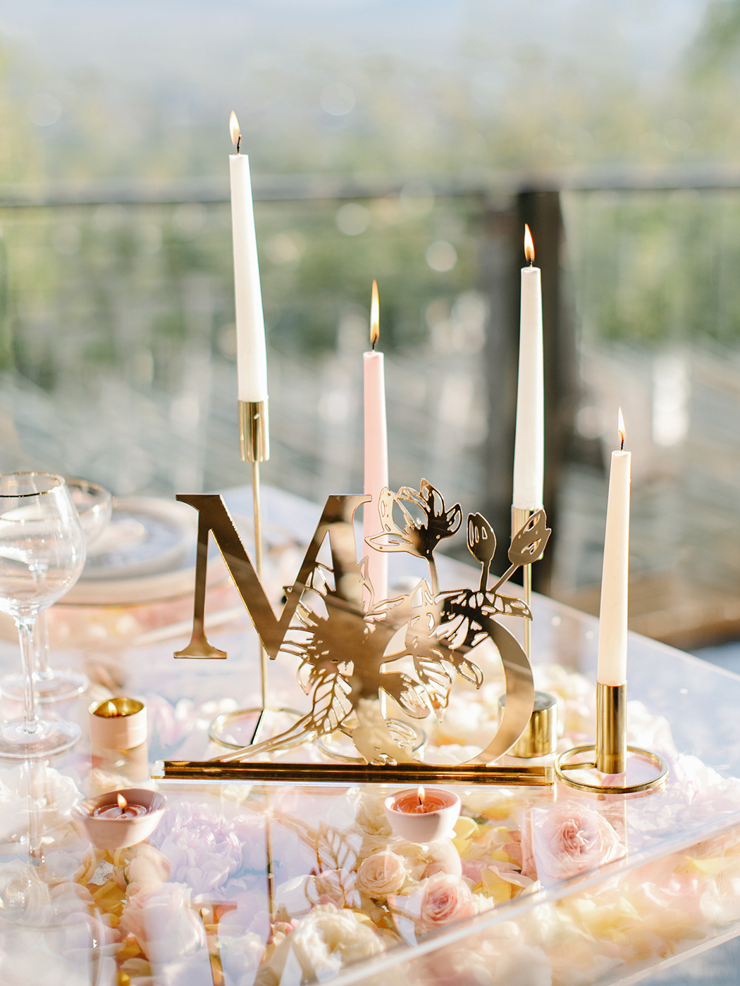 Sweetheart Table | Rensche Mari Photography