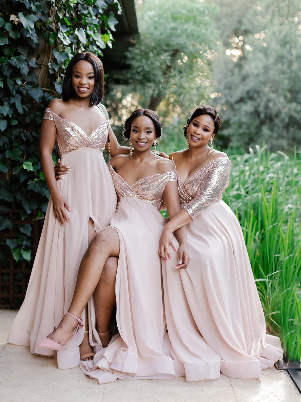 Bridesmaid | Rensche Mari Photography