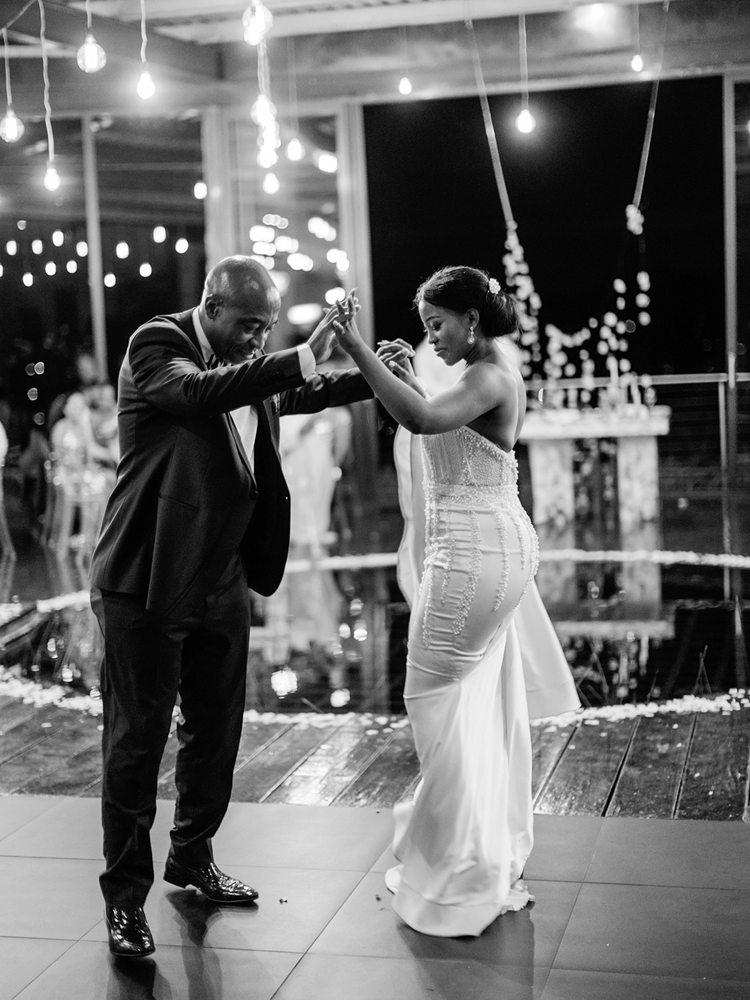 Father Daughter Dance | Rensche Mari