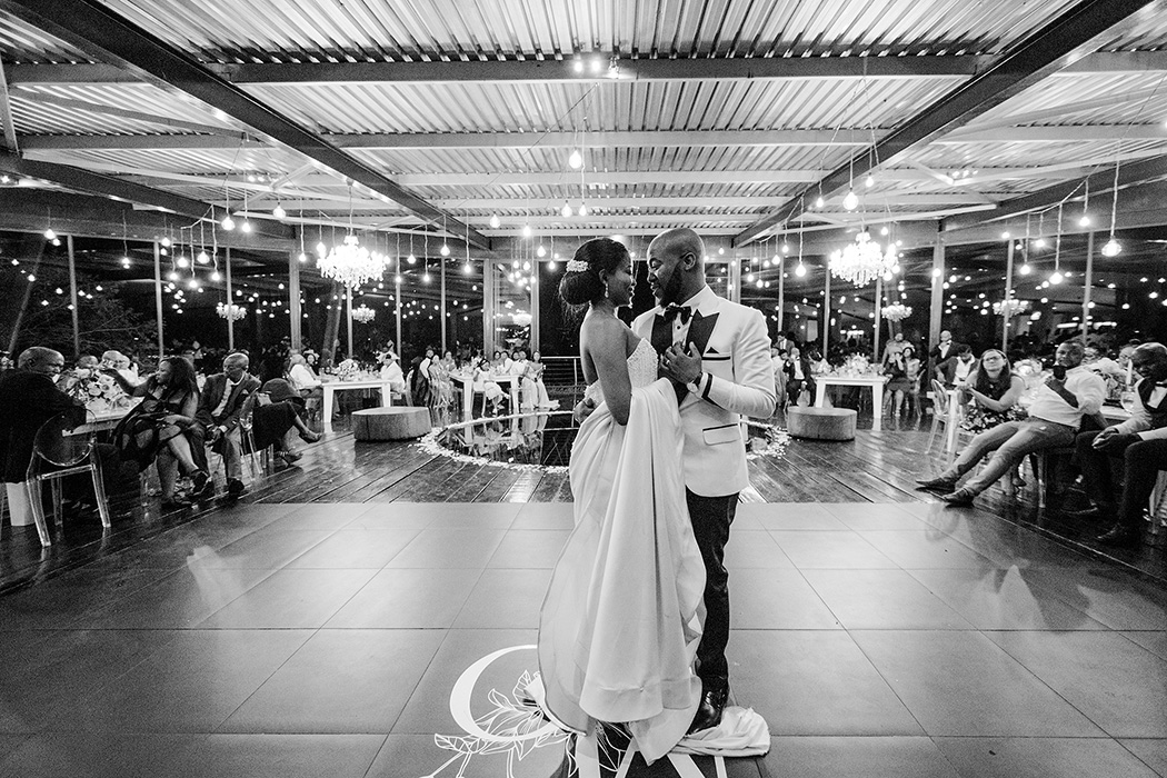 First Dance | Rensche Mari Photography
