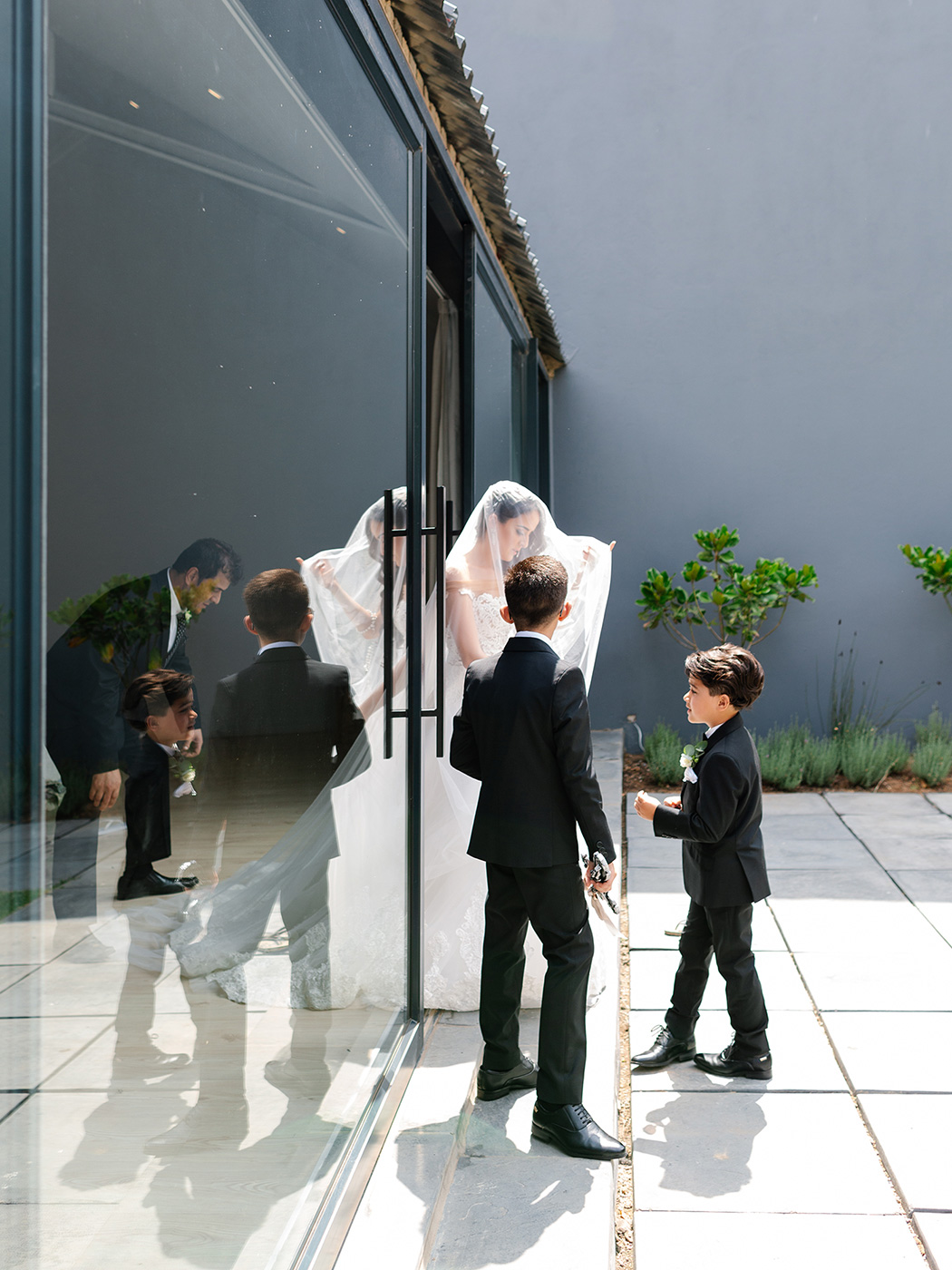 Bride Entrance | Rensche Mari Photography