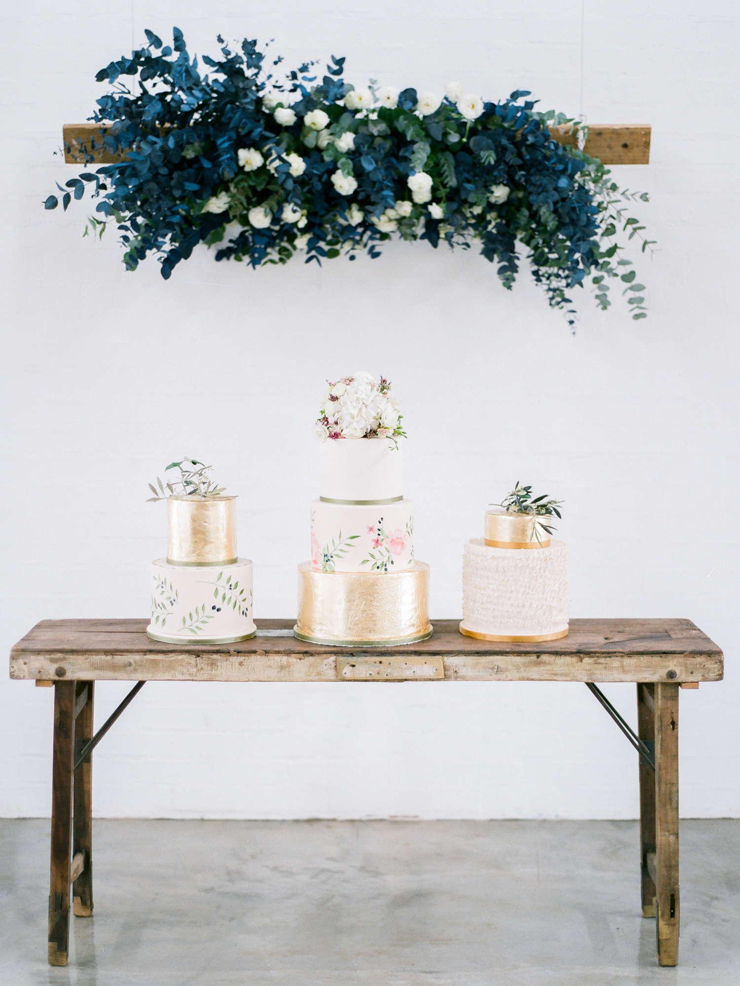 Best Wedding Cake - Style Me Pretty | Rensche Mari Photography