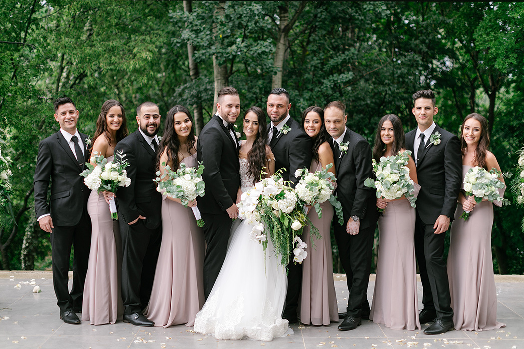 Bridal Party | Rensche Mari Photography