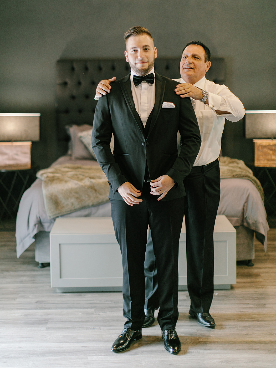Father & Groom | Rensche Mari