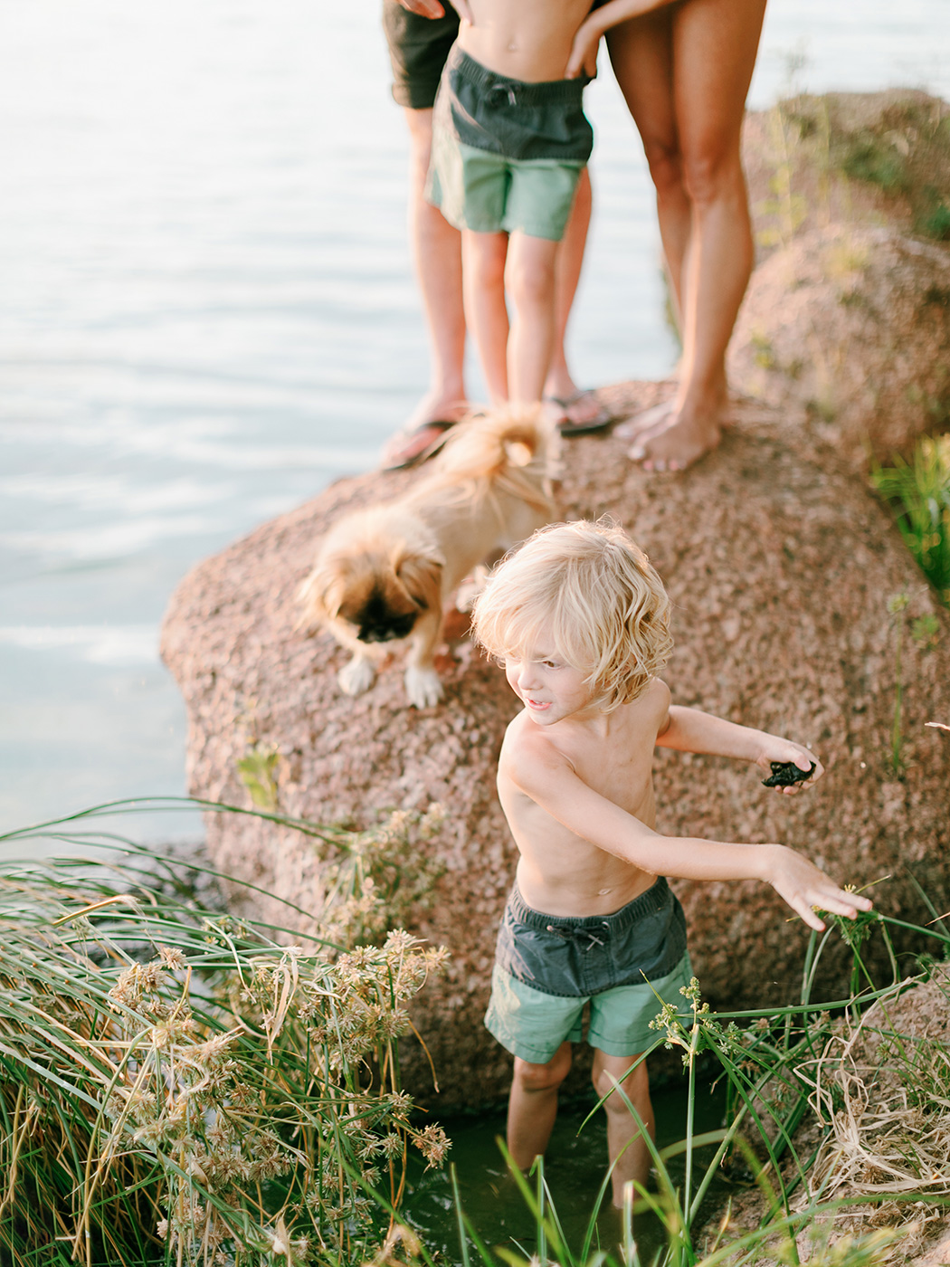 Family Holiday Shoot | Rensche Mari Photography