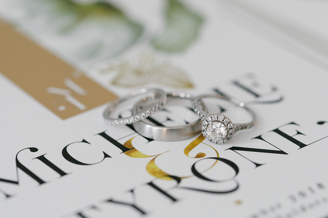 Wedding Rings | Rensche Mari Photography