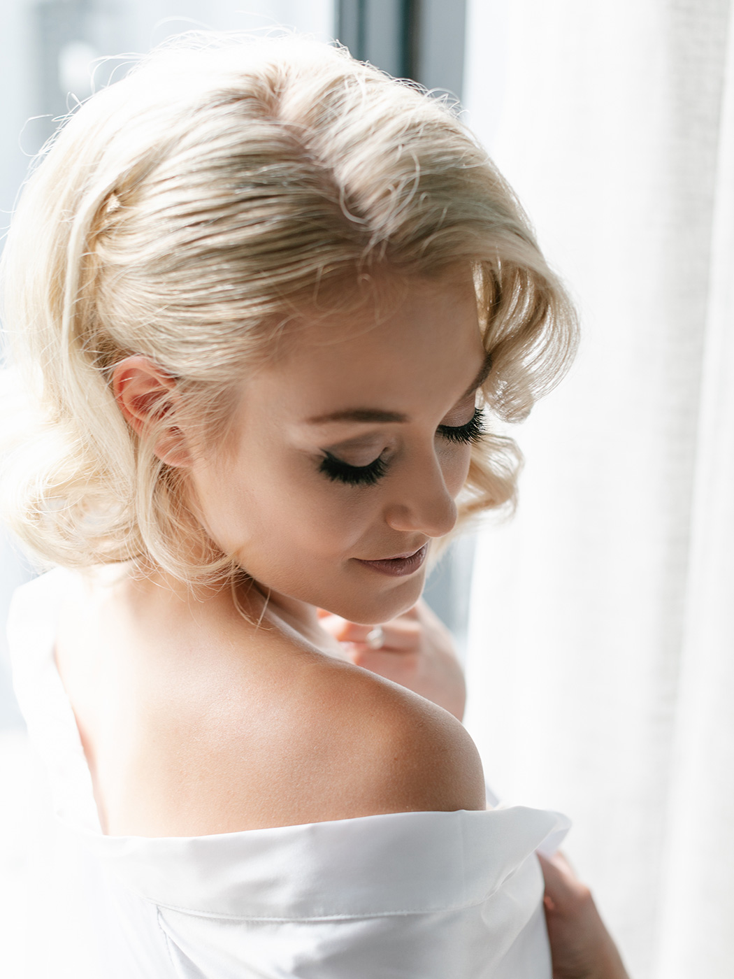 Bride Getting Ready | Rensche Mari