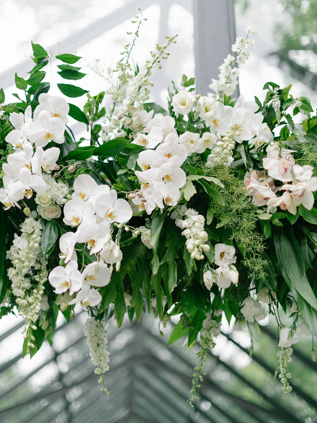 Floral Arch Detail | Zavion Kotze Events