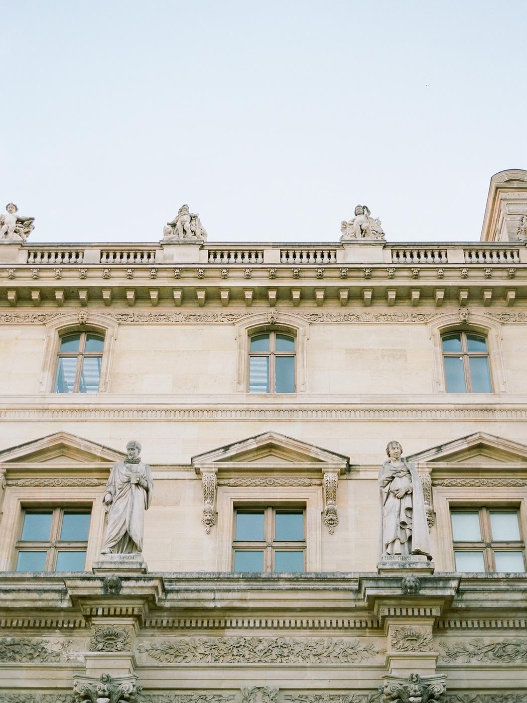 The Louvre Paris   Rensche Mari