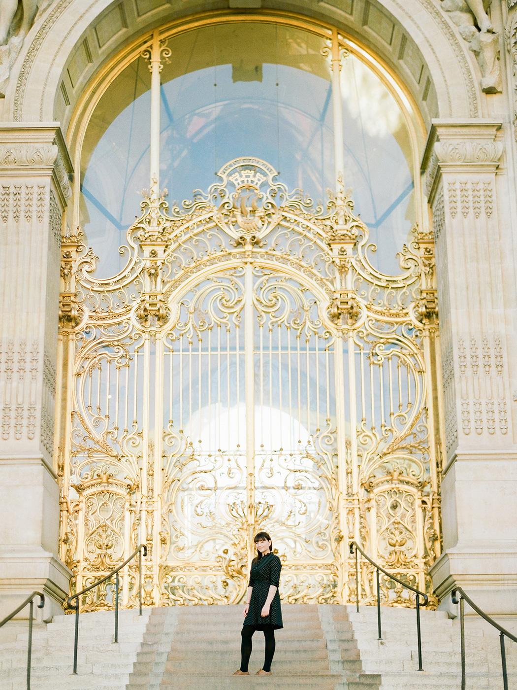 Paris Le Petit Palais   Rensche Mari