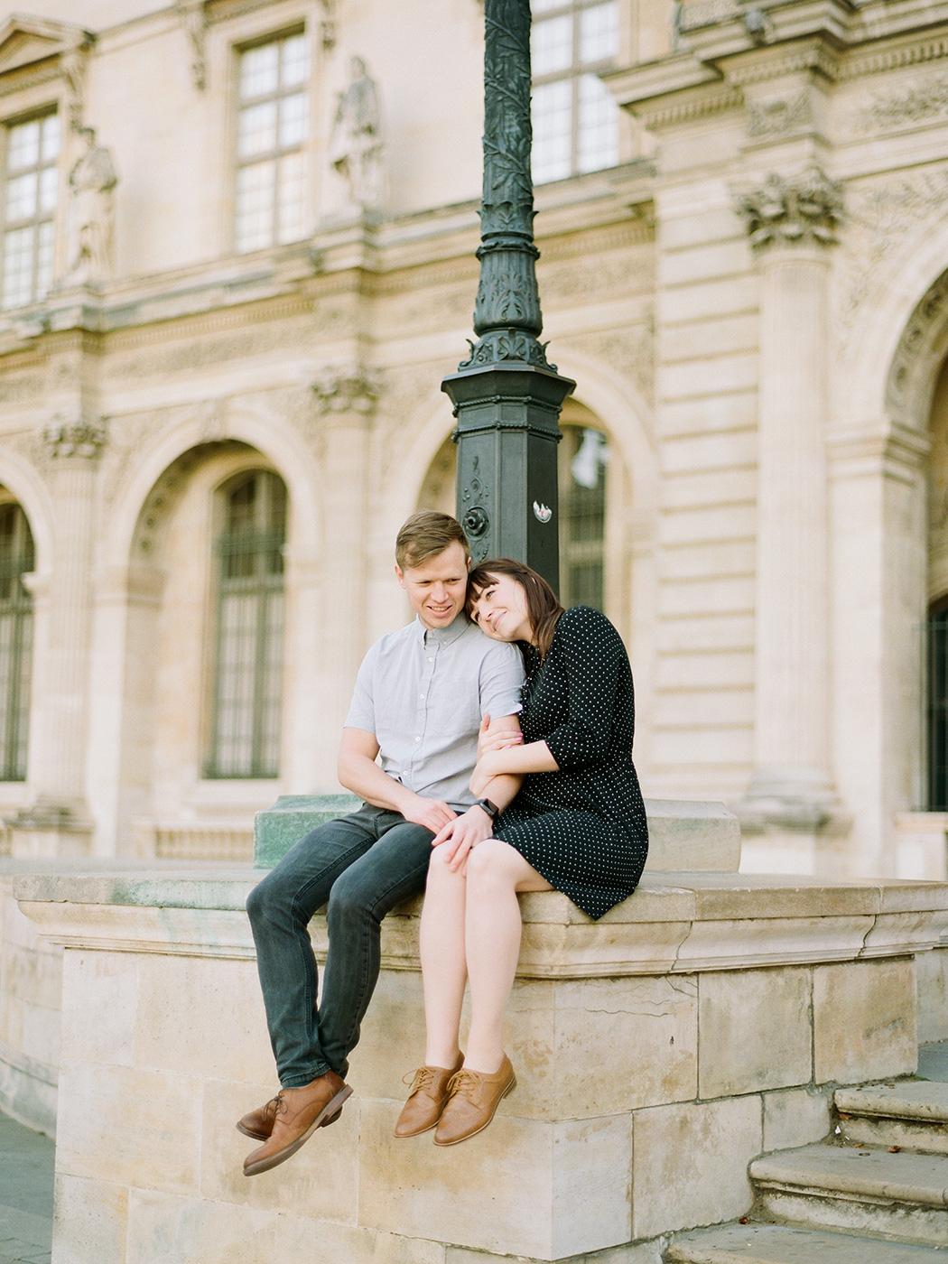 Paris Couple   Rensche Mari