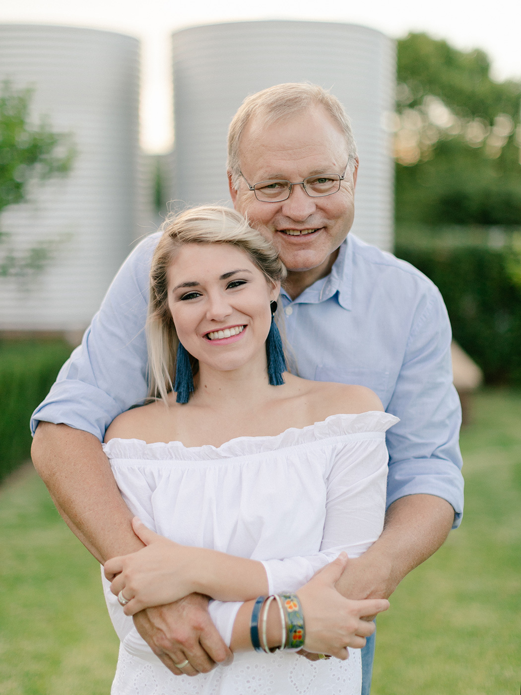 Father & Daughter | Rensche Mari
