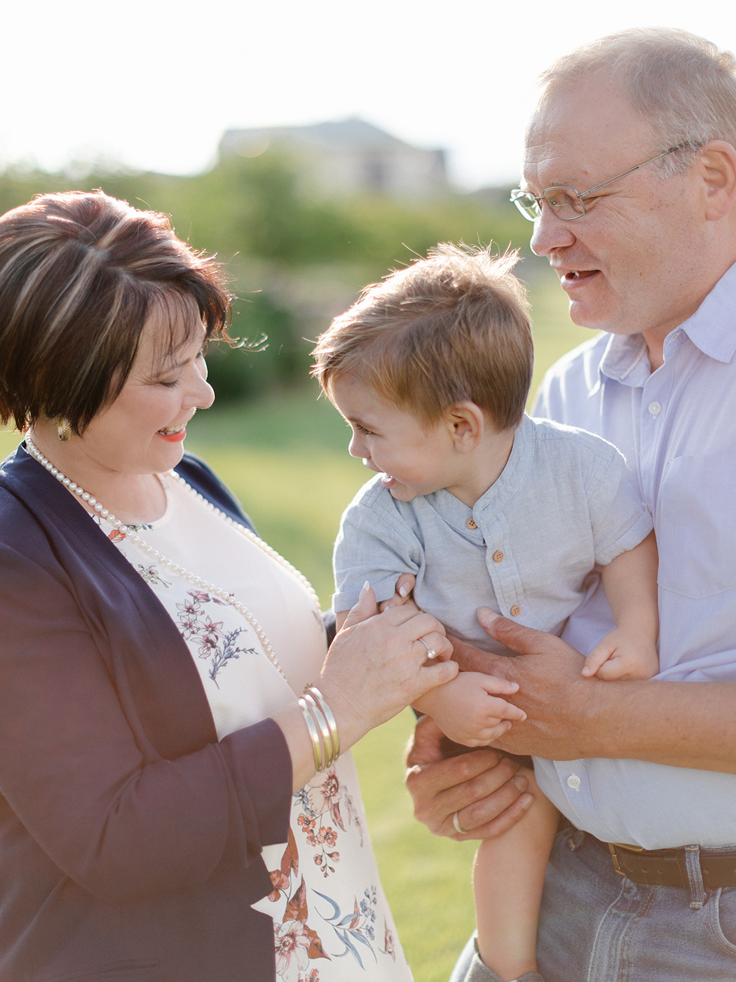 Grandparents | Rensche Mari