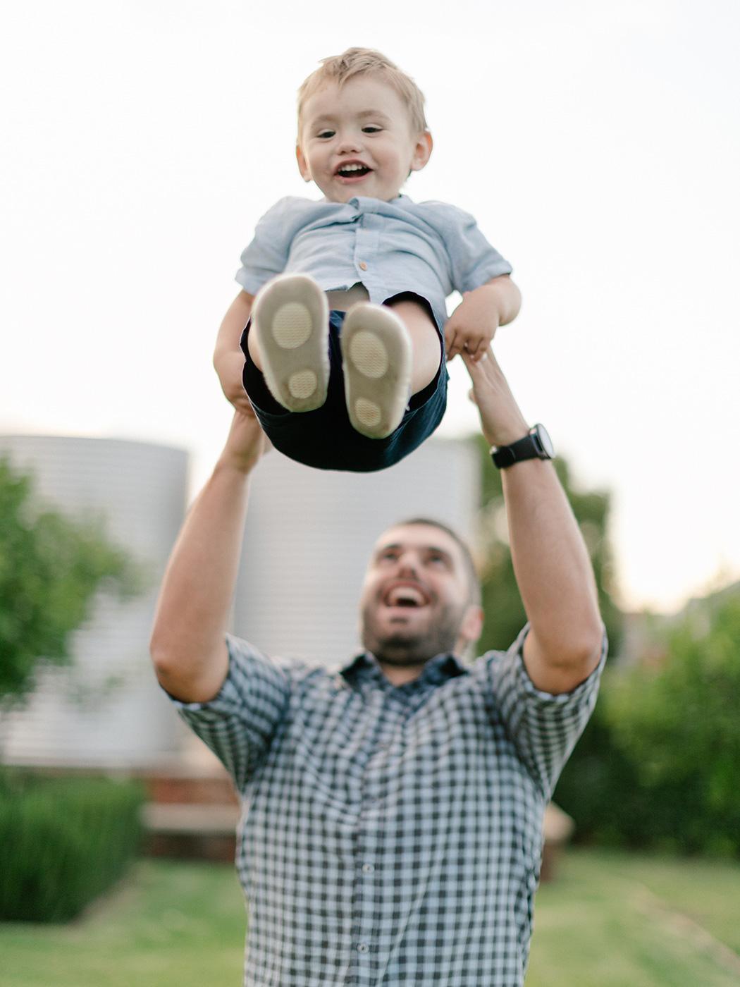 Father & Son | Rensche Mari