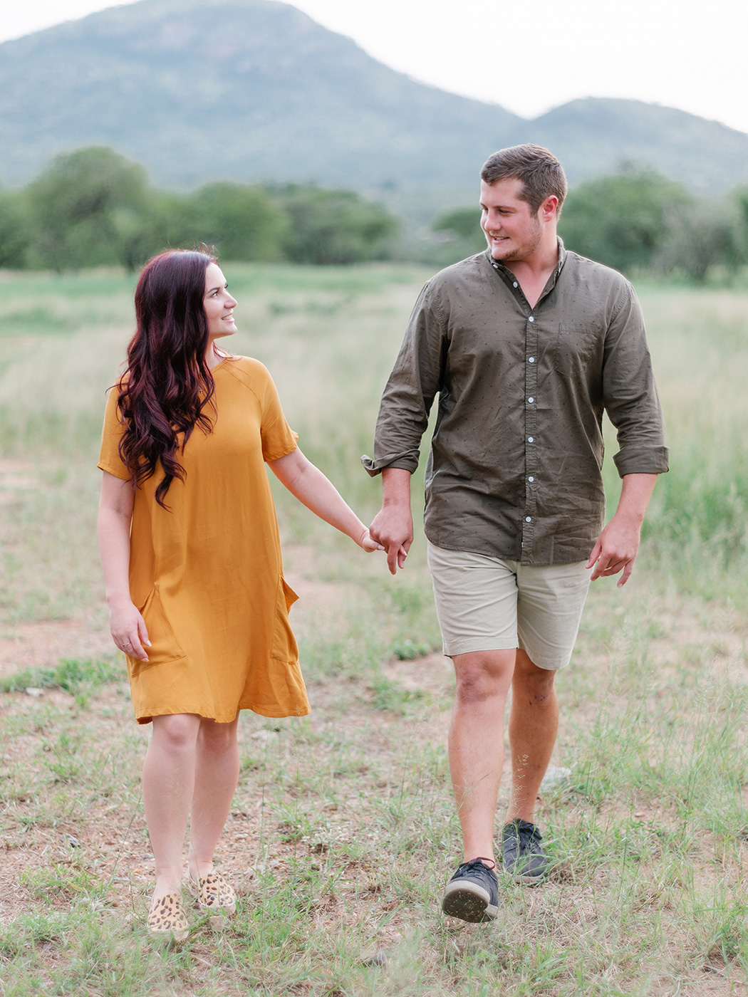 Couple Safari Engagement | Rensche Mari