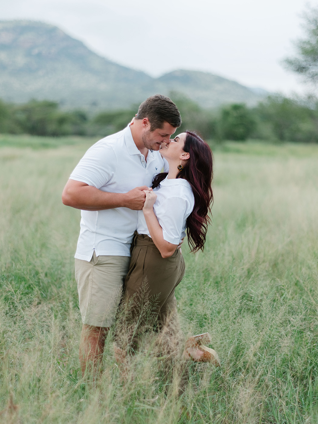 Safari Engagement | Rensche Mari