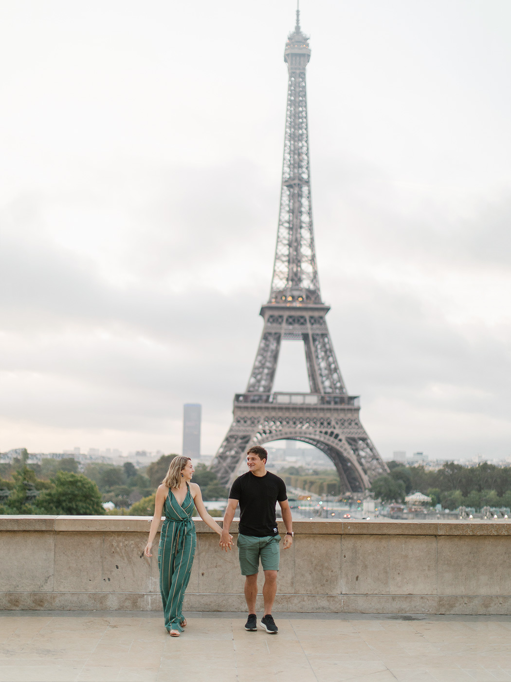 Eiffel Tower Paris | Rensche Mari