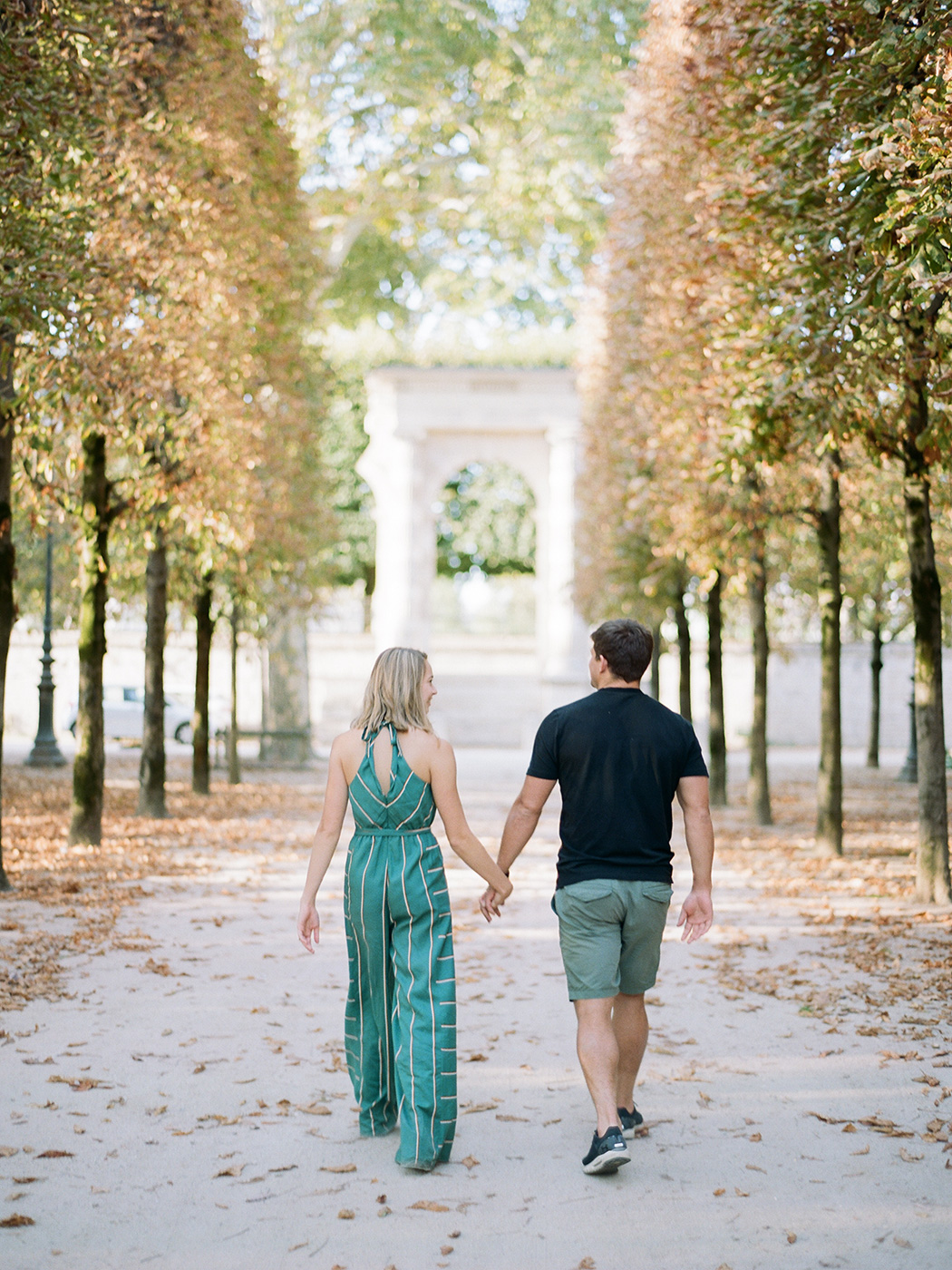 Paris Couple | Rensche Mari