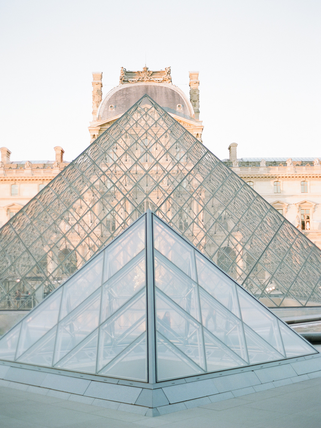 The Louvre Paris | Rensche Mari