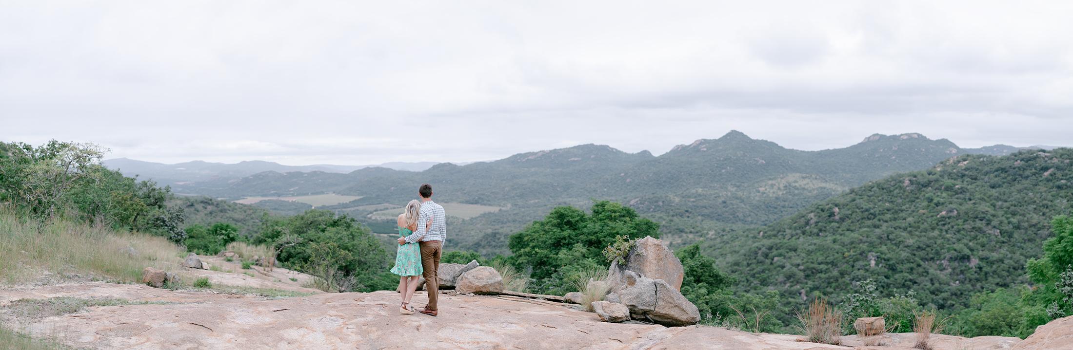 Couple Panorama Nelspruit | Rensche Mari